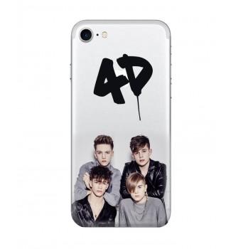 Case na telefon grafika  4D