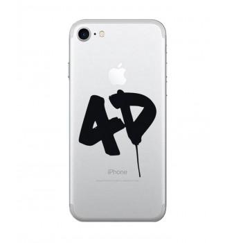 Case na telefon logo 4D
