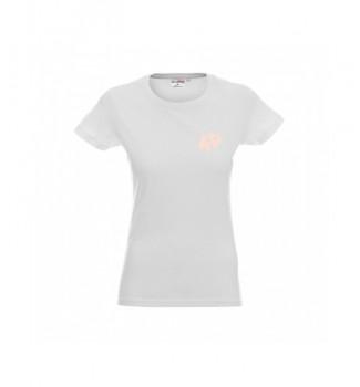 Koszulka biała z logo 4D last chance